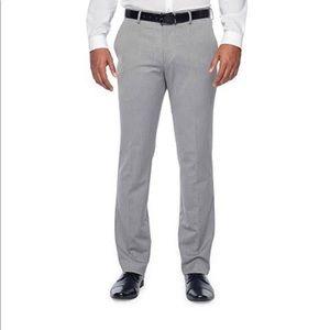 NWT J.Ferrar Classic Fit Suit Pants32x32